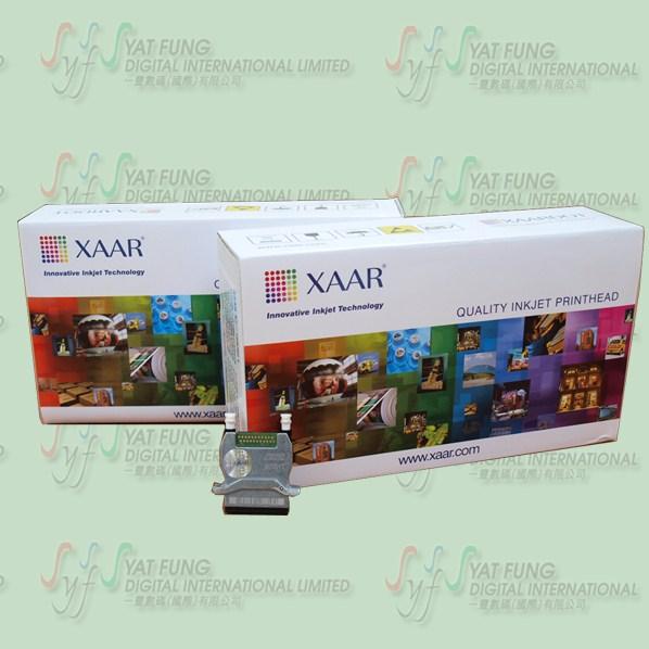 Yat Fung Digital International Limited - Xaar XJ 126 Printhead